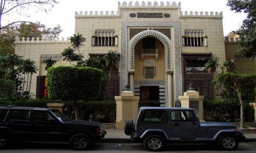 Zdjecie EGIPT / - / Kair / Elegancki Kair