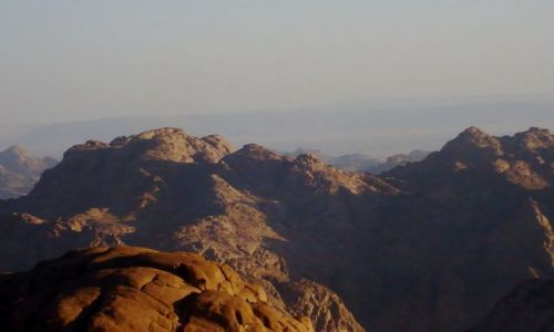 Zdjecie EGIPT / Synaj / SYNAJ / góry  Synaj