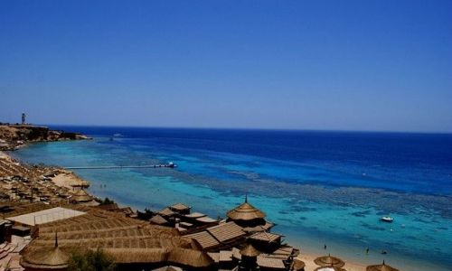 Zdjecie EGIPT / Sharm el Sheikh / Sharm el Sheikh / Prosta Plaża Hadaba
