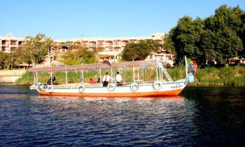 Zdjecie EGIPT / - / Luxor / Po Nilu 6