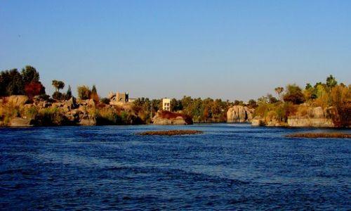 Zdjecie EGIPT / Luxor / Luxor / Nil