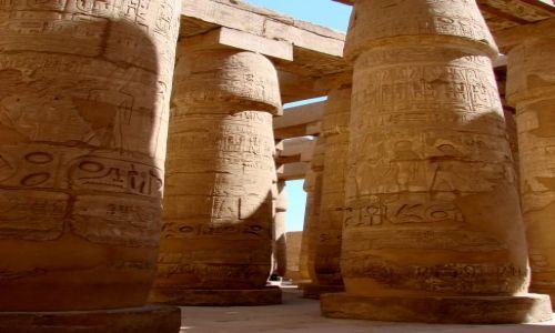 EGIPT / Luxor / Luxor / Muzeum w Luxorze
