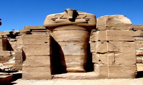 Zdjęcie EGIPT / Luxor / Luxor / Muzeum w Luxorze