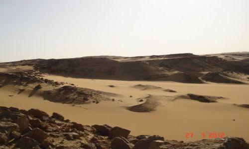 Zdjecie EGIPT / Bawiti / Czarna Pustynia / Czarna Pustynia