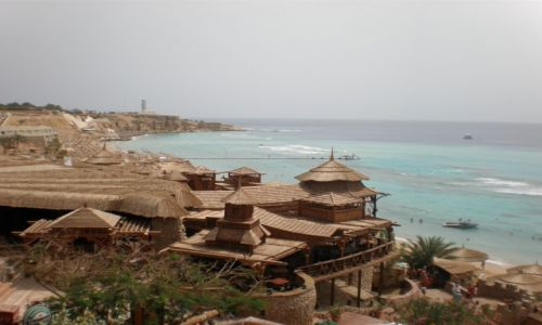 Zdjecie EGIPT / Sharm al Sheikh / Plaża :P / :)))))