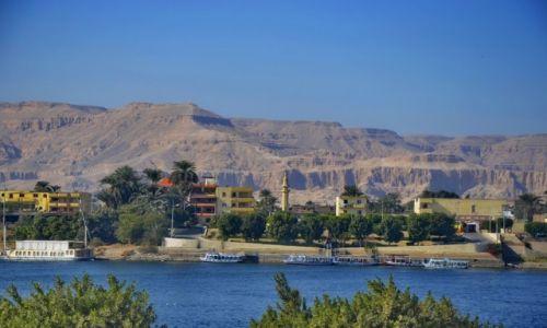 Zdjęcie EGIPT / Luksor / Luksor / Luksor