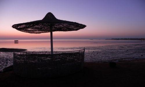 Zdjecie EGIPT / Afryka / Hurgada / Wschód słońca