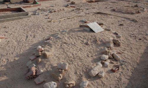 Zdjecie EGIPT / Egipt / Hurghada / Cmentarz w Hurghadzie