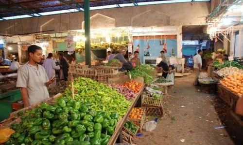 Zdjecie EGIPT / Egipt / Hurghada / Bazar w Hurghadzie