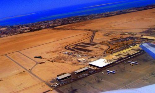 Zdjecie EGIPT / Hurghada / Lotnisko w Hurghadzie / konkurs_tam_wróce_ Hurghada