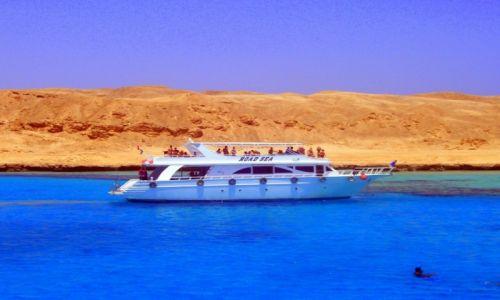 Zdjecie EGIPT / Hurghada / Morze Czerwone / konkurs_tam_wróce_ Giftun