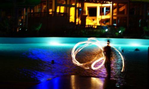 Zdjecie EGIPT / Hurghada / Hurghada / Gra świateł
