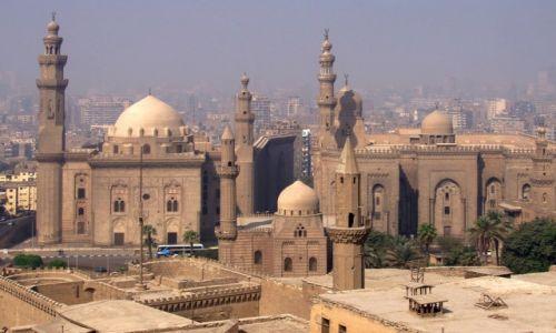 Zdjecie EGIPT / Kair / Kair / Meczet Sułtana Hasana