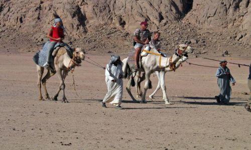 Zdjecie EGIPT / brak / Hurgada- / Turystyczna atrakcja