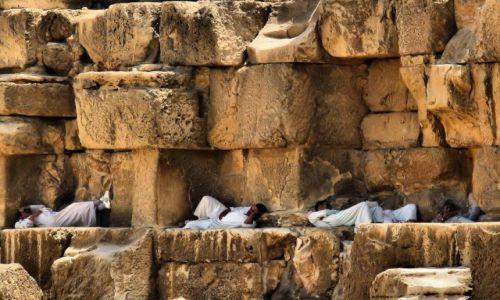 Zdjecie EGIPT / Egipt / Egipt / Konkurs Ludzie w obiektywie podróżnika