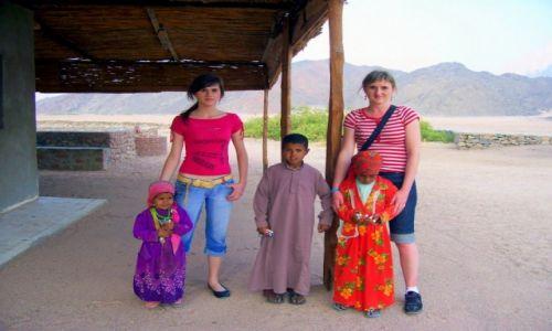 Zdjecie EGIPT / HURGHADA / HURGHADA / Urok rdzennych Beduinów
