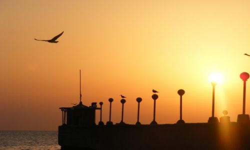 Zdjecie EGIPT / Hurghada / Hotel Ali baba / Wschód