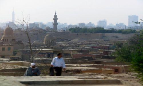 Zdjęcie EGIPT / -- / - / Osiedle- cmentarz