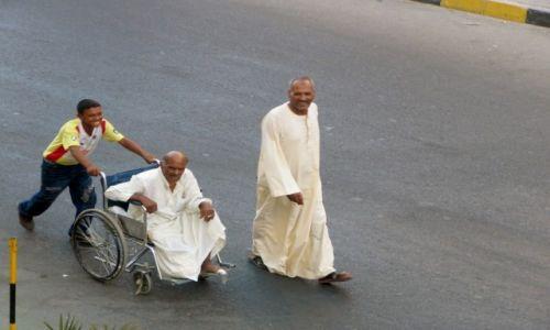 Zdjęcie EGIPT / -- / - / Cudowne szczęście - mimo wszystko..