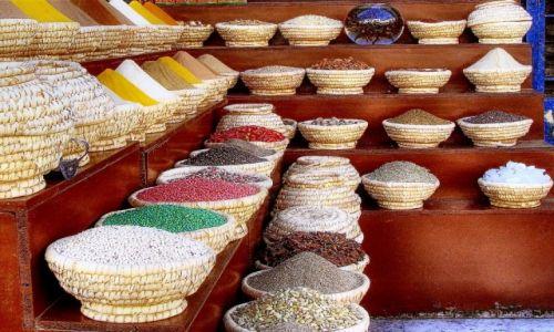 Zdjęcie EGIPT / Sharm el Sheikh / Old Market  / Przyprawy
