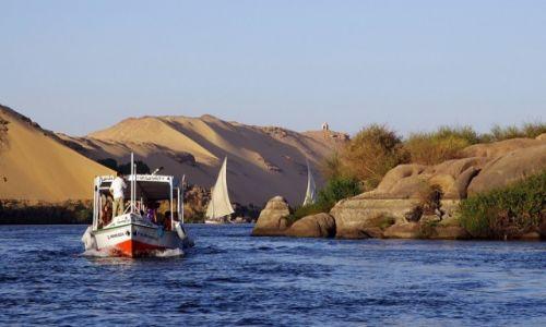 Zdjęcie EGIPT / Asuan / Na Nilu / Pierwsza katarakta