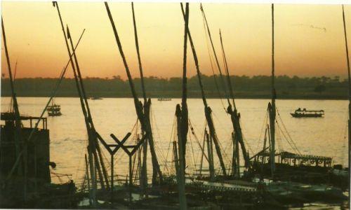 Zdjecie EGIPT / Górny Egipt / Aswan / Maszty