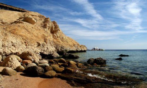 Zdjęcie EGIPT / Synaj / Sharm el Sheikh / zatoka- Shark Bay