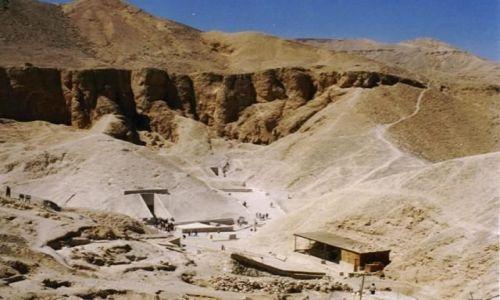 Zdjecie EGIPT / Egipt południowy / Teby / Dolina Królów