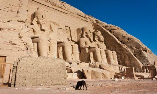 Zdjęcie EGIPT / Abu simbel / Abu simbel / Abu simbel