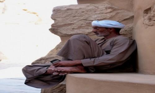 Zdjęcie EGIPT / Luxor / Karnak / Zaduma