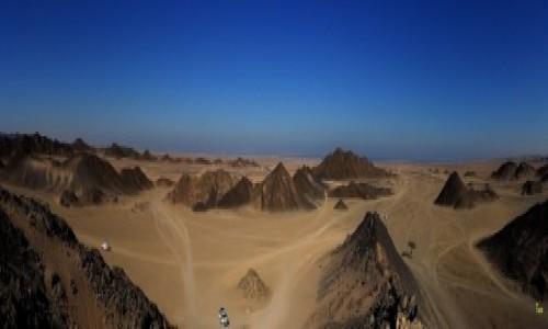 Zdjęcie EGIPT / Sahara / Egipt / Pustynny labirynt