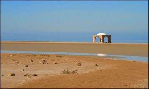 Zdjecie EGIPT / Hurghada / plaza gdzies nad Morzem Czerwonym / z szuflandii