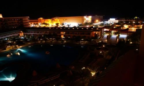 Zdjecie EGIPT / Hurgada / Hurgada  / Nocne