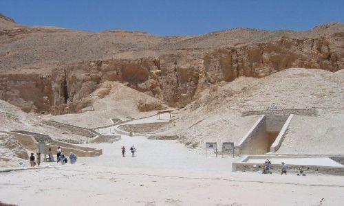 Zdjecie EGIPT / brak / Zachodni Brzeg Luksoru / Dolina Królów