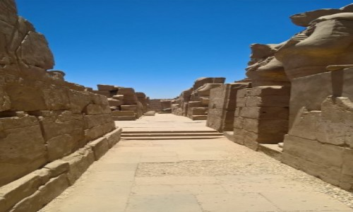 Zdjecie EGIPT / Luxor / Luxor / Karnak