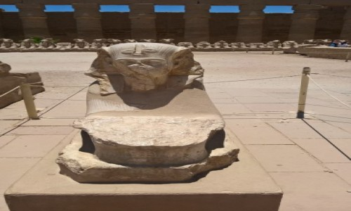 Zdjecie EGIPT / Luxor / Luxor / Karnak Temple