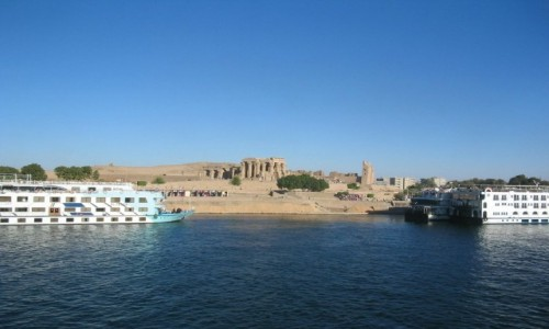 Zdjecie EGIPT / - / Egipt / Rejs po Nilu