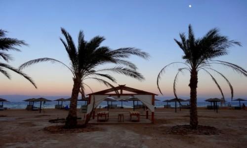 Zdjecie EGIPT / Synaj Południowy / Taba / Plaża z masażem
