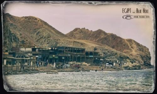 Zdjecie EGIPT / Zatoka Akaba / Blue Hole / Blue Hole