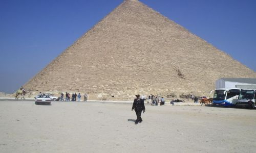 Zdjecie EGIPT / brak / Giza / Egipt
