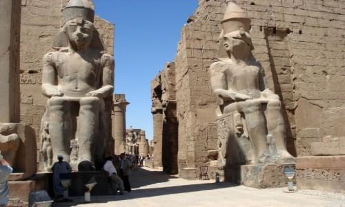 Zdjęcie EGIPT / Luksor / Luksor / Egipskie wspomnienia