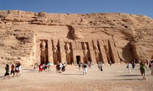 Zdjęcie EGIPT / Nubia / Abu Simbel / Egipskie wspomnienia