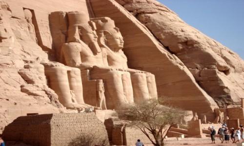 Zdjęcie EGIPT / Asuan / Abu Simbel / Egipskie wspomnienia