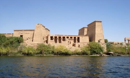 Zdjęcie EGIPT / Dolina Nilu / Nil, wyspa File / Egipskie wspomnienia