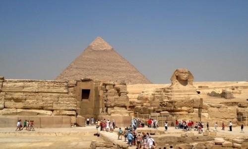 Zdjęcie EGIPT / Kair / Giza / Egipskie wspomnienia