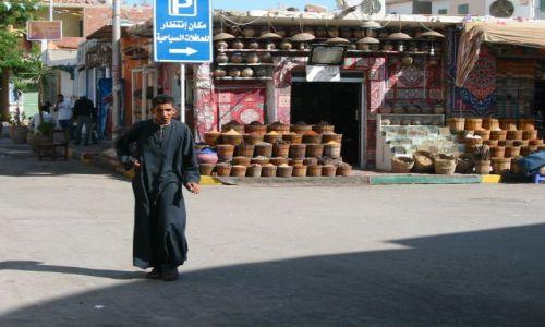 Zdjecie EGIPT / Hurghada / Al Dahar / Pucybut