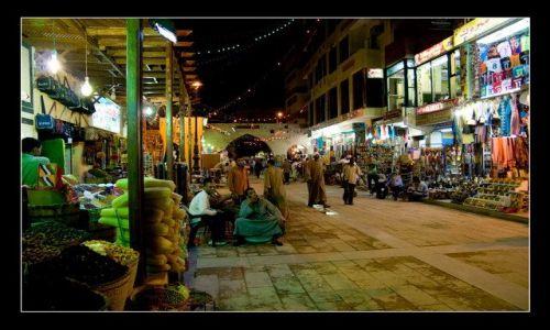 Zdjecie EGIPT / brak / Aswan / Aswan's market