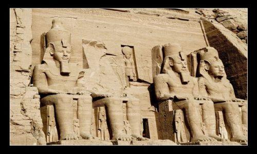 Zdjecie EGIPT / brak / Abu Simbel / Abu Simbel I