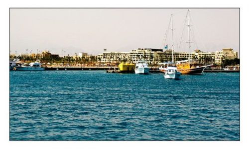 Zdjęcie EGIPT / brak / Giftun / Ships