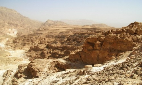 Zdjęcie EGIPT / Synaj / . / Kolorowy Kanion 1
